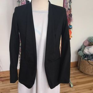 Little black blazer